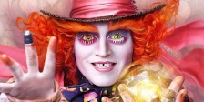 Alice do Outro Lado do Espelho, o novo filme da Walt Disney, tem data de estreia marcada para 26 de Maio.