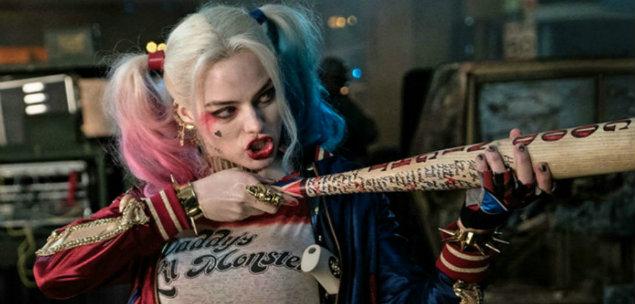 Harley Quinn Margot Robbie filme próprio