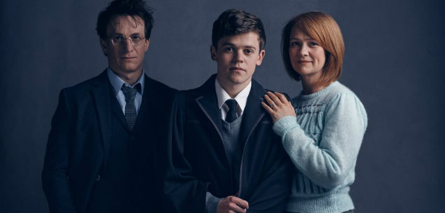 Harry Potter and The Cursed Child primeiras imagens