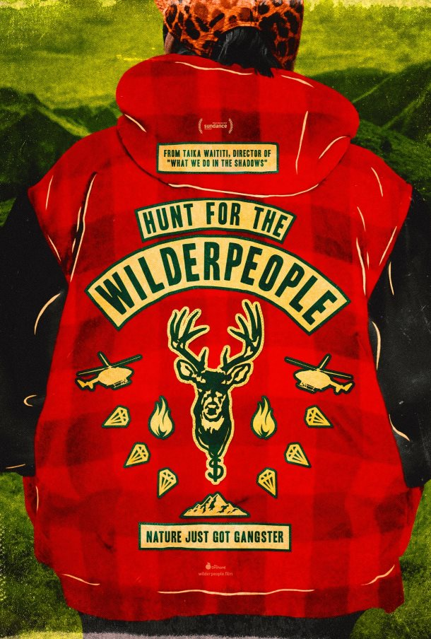 melhores posters hunt for the wilderpeople