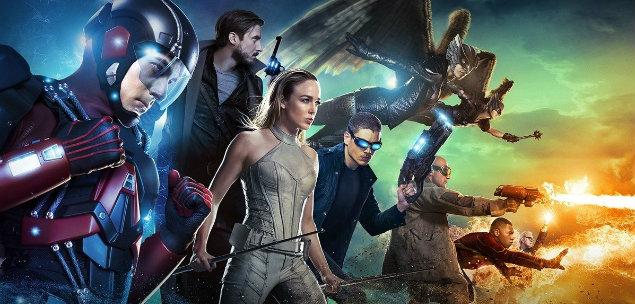 Legends of Tomorrow primeira temporada crítica