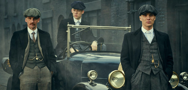 peaky blinders terceira temporada
