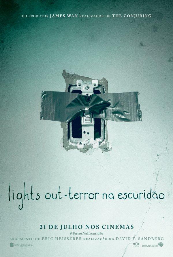 Terror na Escuridao