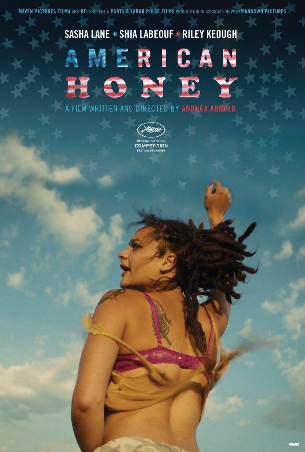 melhores posters american honey