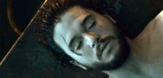 Kit Harington mentiu elenco Jon Snow Game of Thrones