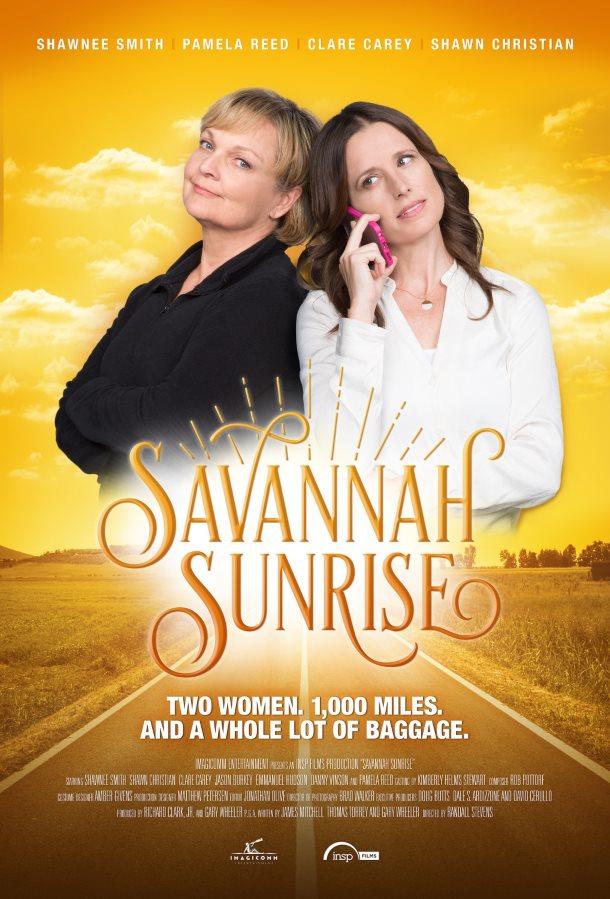 melhores posters savannah sunrise