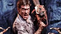 O clássico de culto de terror orquestrado por Sam Raimi e Bruce Campbell permanece no tempo como uma obra-mestra de crueza e intensidade.