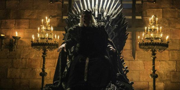 Game of Thrones visões de Bran velocidade lenta