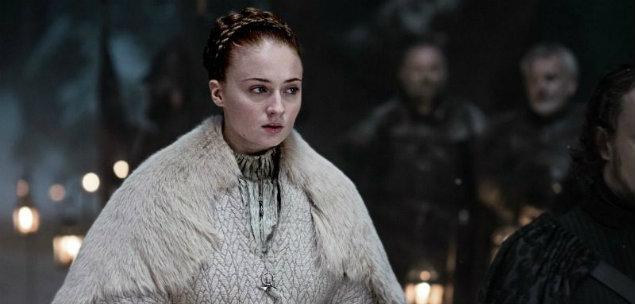 Sansa Stark teoria Ramsay Bolton Game of Thrones
