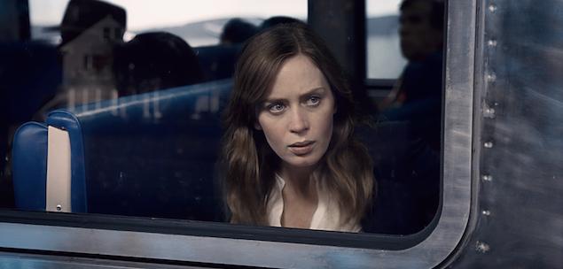 A Rapariga no Comboio