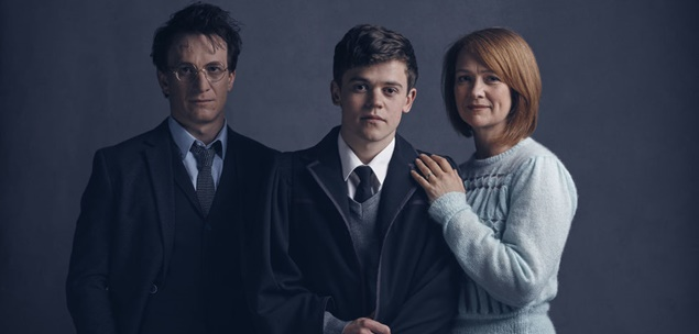 Harry Potter and the Cursed Child 1