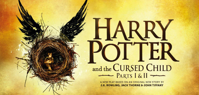 Harry Potter and the Cursed Child Comic Con Portugal Livraria Lello