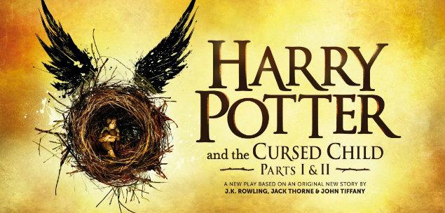 Harry Potter and the Cursed Child Comic Con Portugal Livraria Lello