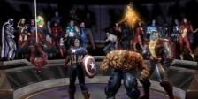 Dezenas de heróis do universo Marvel regressam aos sistemas de nova geração.