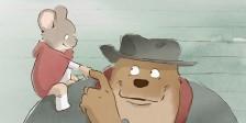 Em 2014, Ernest et Célestine foi nomeado pela Academia para a categoria de Melhor Filme de Animação.
