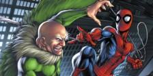 Marvel lança a primeira imagem conceptual de Spider-Man: Homecoming, revelando um possível visual para o Abutre.