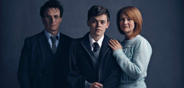 Harry Potter and The Cursed Child versão portuguesa