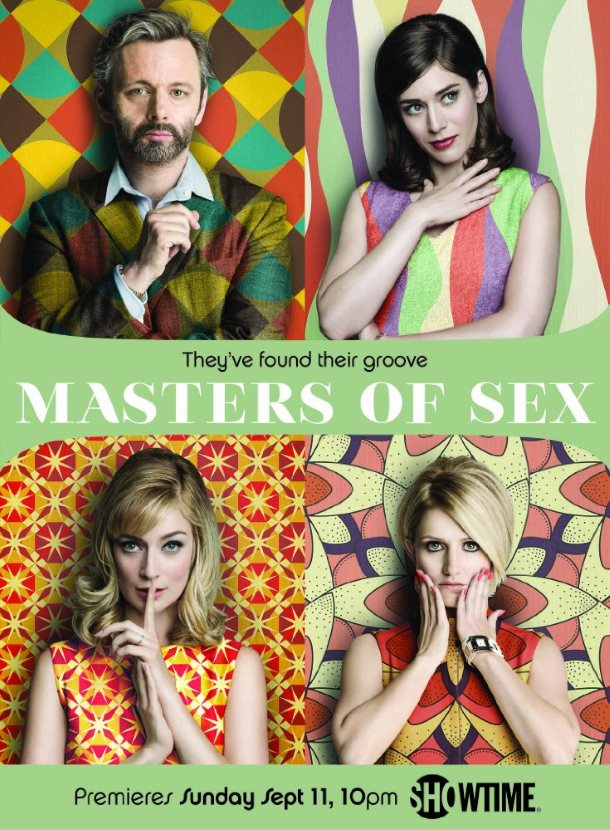 Masters of Sex melhores posters