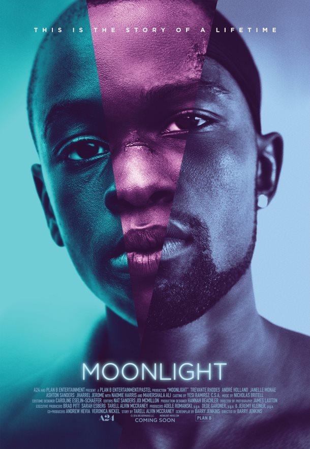 melhores posters moonlight