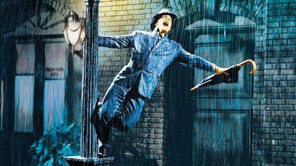 SERENATA À CHUVA GENE KELLY A VOLTA AO MUNDO EM 80 FILMES MUSICAL SNGIN IN THE RAIN