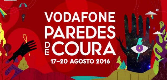 Vodafone Paredes de Coura programa completo 2016