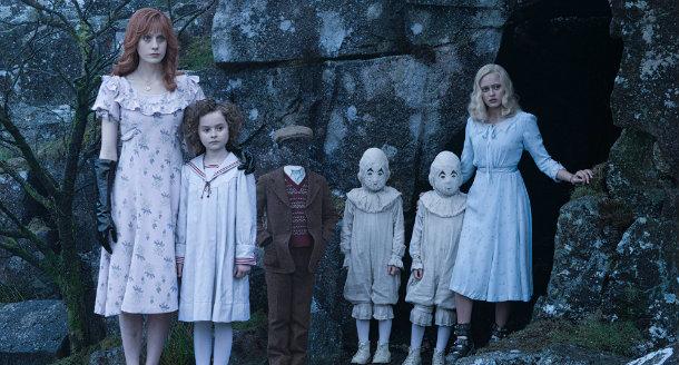 A Casa da Senhora Peregrine para Crianças Peculiares análise