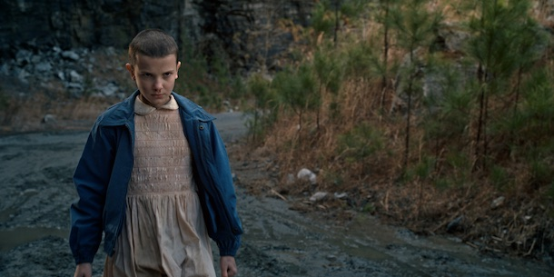 Stranger Things Millie Brown