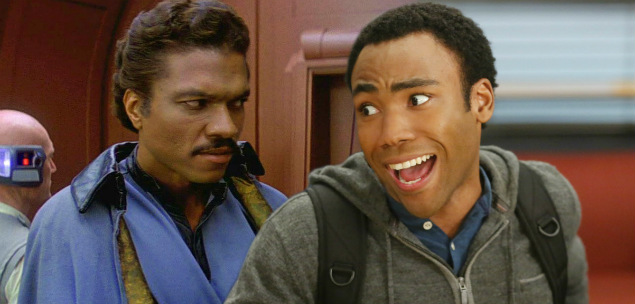 star wars han solo lando donald glover