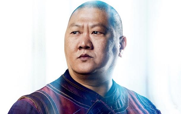 Personagens Doutor Estranho - Wong