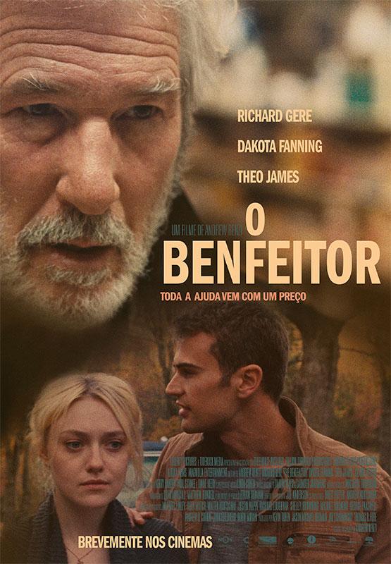O Benfeitor | Estreia dia 15 de dezembro | Magazine.HD