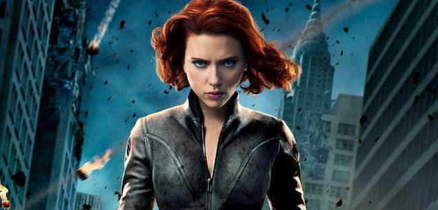 Viúva Negra Scarlett Johansson