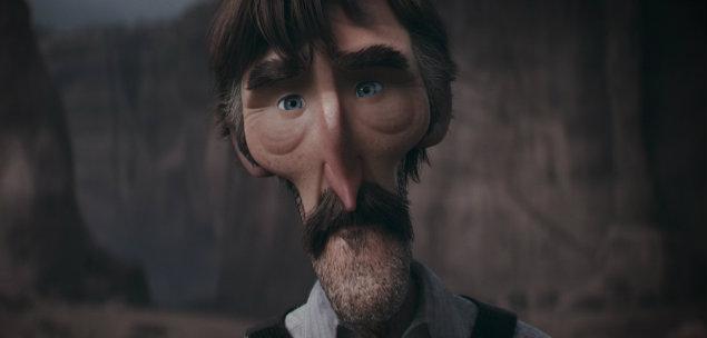 Borrowed Time pixar curta-metragem