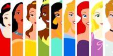O artista americano Andrew Tarusov criou uma galeria com as princesas Disney na versão mais arrojada de Sin City.