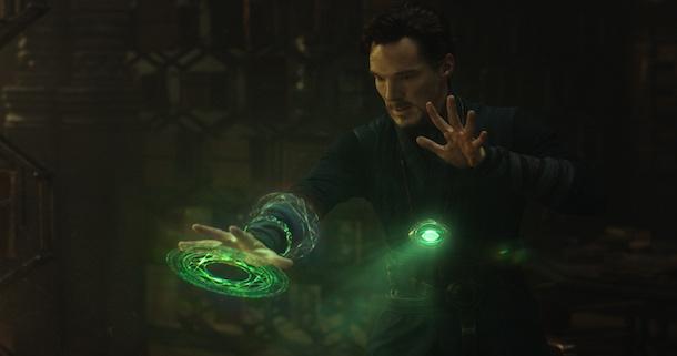 Doutor Estranho Benedict Cumberbatch
