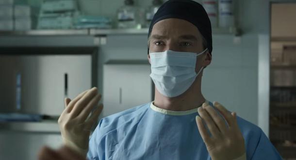 Doutor Estranho Cumberbatch