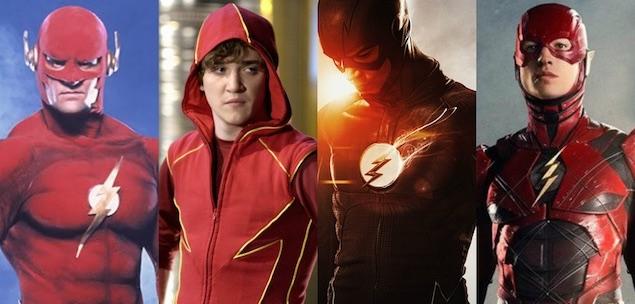 The Flash Uniforme