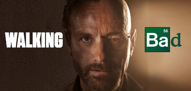 Breaking Bad prequela The Walking Dead