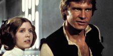 40 anos depois, Carrie Fisher faz a revelação que tanto se esperava: teve mesmo uma relação romântica com Harrison Ford enquanto os dois filmavam Star Wars.