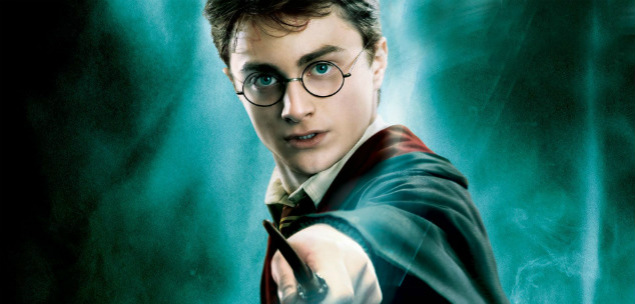 Infografia Harry Potter