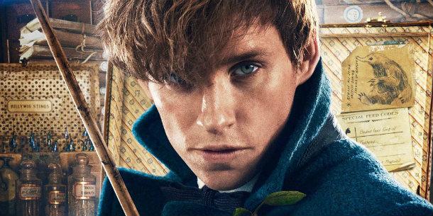 Referências Harry Potter em Monstros Fantásticos e Onde Encontrá-los
