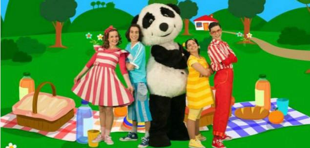 NOS apresenta Musical Panda e os Caricas