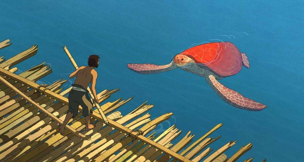 The red turtle annie awards