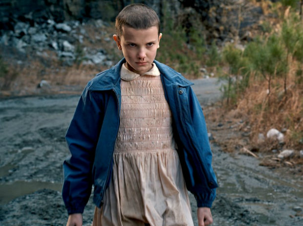 millie bobby brown eleven stranger things segunda temporada