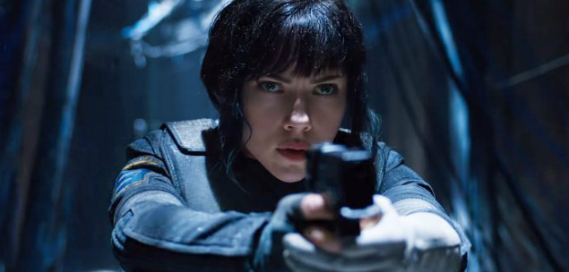 Ghost in the Shell - Novas datas