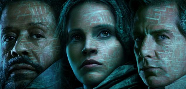 star wars rogue one trailer online