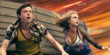 """Virginie Besson, esposa do cineasta Luc Besson (""""Lucy"""") e produtora do filme, apresentou aos fãs portugueses imagens exclusivas da grande aposta espacial para o próximo ano – Valerian e a Cidade dos Mil Planetas."""