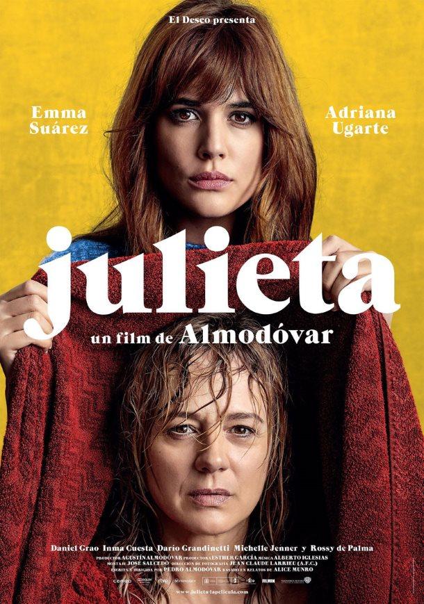 julieta melhores posters