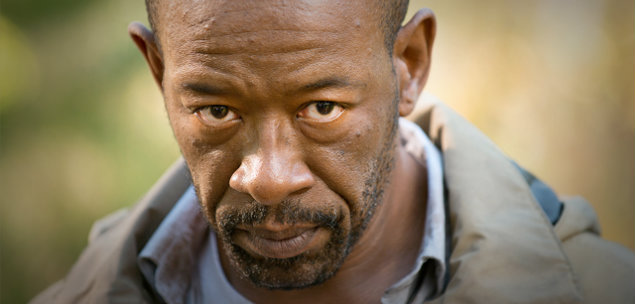 Lennie James Comic Con Portugal Entrevista