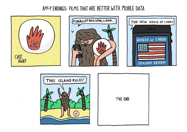 Filmes final com smartphone