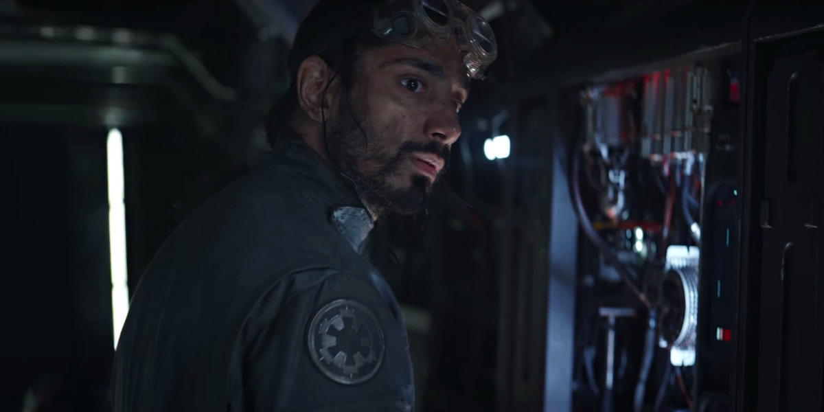 rogue one star wars riz ahmed bodhi rook